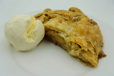 Apple Crumble Pastry