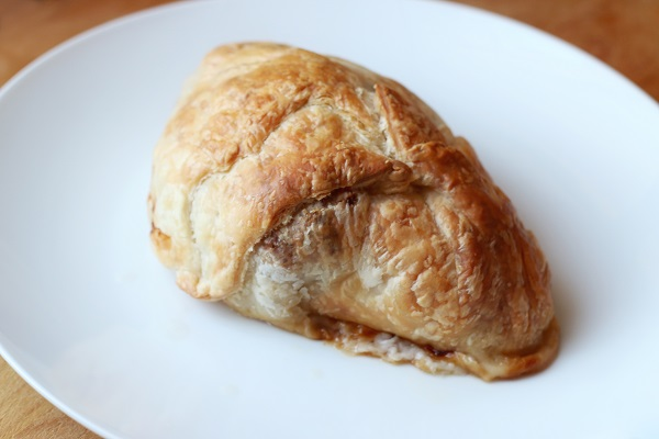 Boursin Chicken in Puff Pastry