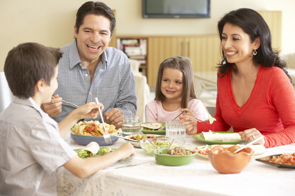 Your family will love healthy, homecooked family dinners.